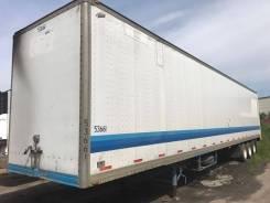 Alloy. Продам полуприцеп-фургон , 30 000 кг.
