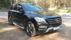 Mercedes-Benz ML-Class. автомат, 4wd, 3.0 (258 л.с.), дизель, 129 тыс. км