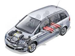 Чип-тюнинг Opel Zafira B CNG