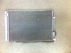 Радиатор кондиционера. Hyundai Accent Hyundai Solaris Kia Rio, JB Двигатель G4EE