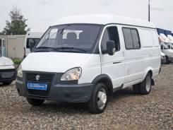 ГАЗ 2705. - грузопассажирский фургон 2010г. в., 2 900 куб. см., 1 500 кг.