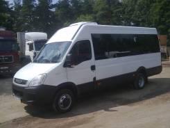 Iveco Daily. Микроавтобус, 3 000 куб. см., 21 место