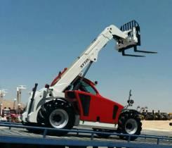 MST. Новый телескопический погрузчик ST 7.35, 3 500 кг.