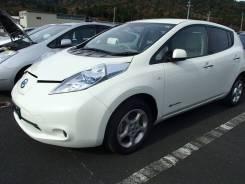 Nissan Leaf. автомат, передний, электричество, 52 000 тыс. км, б/п. Под заказ