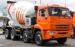 Камаз 6540. Продается Автобетоносмеситель-58149 (шасси Камаз-6540), 6 700 куб. см., 9,00куб. м.