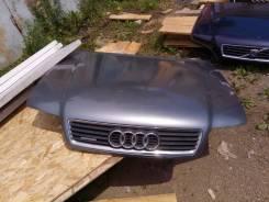 Капот. Audi S Audi A4, 8E2, 8E5 Audi Quattro Audi S4, 8E2, 8E5 Двигатели: AKE, ALT, ALZ, AMB, AMM, ASN, AVB, AVF, AVJ, AVK, AWA, AWX, AYM, BAU, BBJ, B...