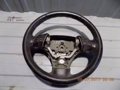 Mazda 6 GG 2002-2007 рулевое колесо (мультируль). Mazda Mazda6, GG