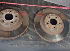 Диск тормозной. Subaru Forester, SG, SG69, SG9L, SG9, SG5 Двигатель EJ20