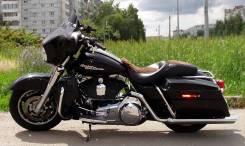 Harley-Davidson Street Glide FLHX. 1 584 куб. см., исправен, птс, с пробегом