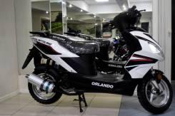 Motoland Orlando 50. 50 куб. см., исправен, без птс, без пробега