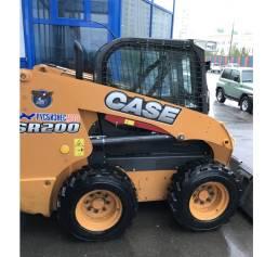 Case. CASE SR200 2012, 3 000 куб. см., 905 кг.