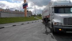 Грузоперевозки по всей россии Фура рефрижератор 86 кубов