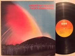 JAZZ! Веза Рипорт / Weather Report - Night Passage - NL LP 1980