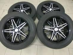 Комплект колёс R17. 7.0x17 5x114.30 ET46 ЦО 67,1мм.
