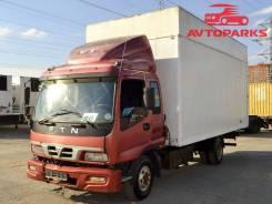 Foton Auman. Промтоварный фургон АФ 77P1BJ, 3 990 куб. см., 5 300 кг.