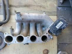 Заслонка дроссельная. Honda Accord, LA-CM3, LA-CM2, ABA-CM2, ABA-CM3, LA-CL9, ABA-CL9 Honda Stream, UA-RN5 Honda Accord Tourer Двигатель K24A3