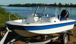 Wyatboat WB-430DC. Год: 2017 год, длина 4,25м., 60,00л.с. Под заказ