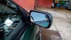 Зеркало заднего вида боковое. Nissan Primera, P11, P11E