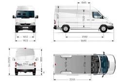 Mercedes-Benz Sprinter 311 CDI. Продам грузовик Mersedes-Bens Sprinter Classic 311 CDI, 2 200 куб. см., 1 500 кг.
