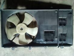 Диффузор. Mitsubishi Dingo, CQ2A, CQ1A Двигатели: 4G13, 4G15
