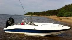 Wyatboat WB-3. Год: 2017 год, длина 4,70м., 55,00л.с. Под заказ