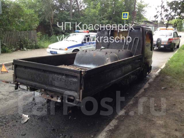 грузовик mazda titan в красноярске