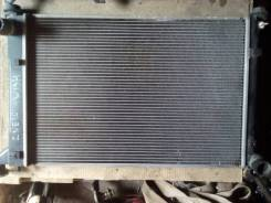 Радиатор охлаждения двигателя. Toyota: Allion, Premio, Isis, Caldina, Opa, Wish Двигатель 1ZZFE