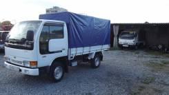 Nissan Atlas. Односкатник с тентом, 2 700 куб. см., 1 500 кг.