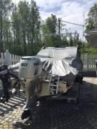Silver Hawk. Год: 2006 год, длина 5,40м., двигатель подвесной, 90,00л.с., бензин