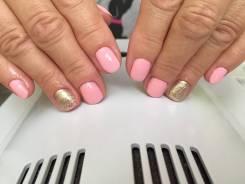 Покрытие натуральных ногтей гель-лаком