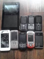 Телефоны на запчасти. Б/у