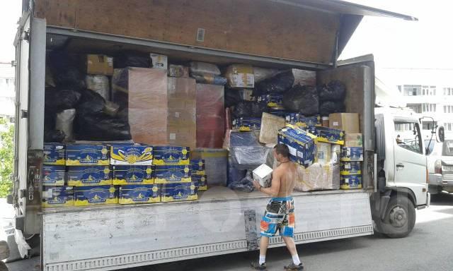 Квартирный переезд. Мебельный фургон. Грузчики. Быстро и качественно.