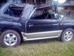 Mitsubishi Pajero Mini. H56A, 4A30