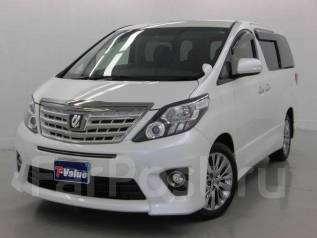 Toyota Alphard. автомат, 4wd, 2.4 (170 л.с.), бензин, 29 000 тыс. км, б/п. Под заказ