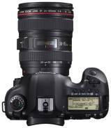 Canon EOS 5D Mark III. 20 и более Мп, зум: 4х