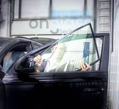 Легальная тонировка передних стекол