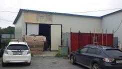Сдается склад. 150 кв.м., улица Выселковая 30, р-н Снеговая