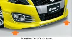 Губа. Suzuki Swift, ZC32S