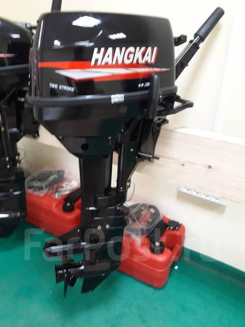 Hangkai. 9,80л.с., 2-тактный, бензиновый, нога S (381 мм), Год: 2017 год