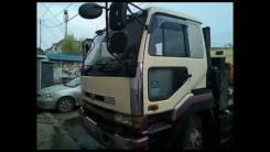 Mitsubishi Fuso Fighter. Продам седельные тягачи Nissan Diesel UD 2шт, 21 000 куб. см., 40 000 кг.