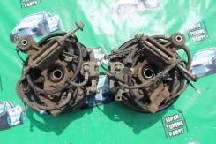 Тросик ручного тормоза. Subaru Forester, SG5 Двигатели: EJ203, EJ205