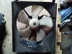 Диффузор. Toyota Passo, KGC10, KGC15 Двигатель 1KRFE