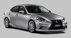 Обвес кузова аэродинамический. Lexus IS300h Lexus IS250. Под заказ