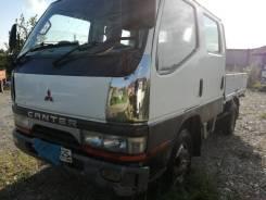 Mitsubishi Canter. Продам двух кабинный грузовик, 2 800 куб. см., 1 500 кг.
