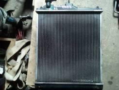 Радиатор охлаждения двигателя. Subaru R2, RC1 Двигатель EN07