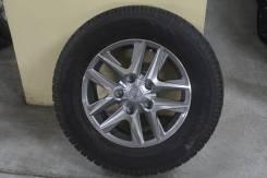 Новый комплект колес 2016 г. 285/60/R18 Toyo на лэнд круизер 200. 8.0x18 ET-65
