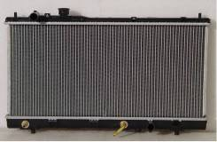 Радиатор охлаждения двигателя. Mazda Protege Mazda Familia, BJ3P, BJ5P, BJ5W, BJ8W, BJEP, BJFP, BJFW, YR46U15, YR46U35, ZR16U65, ZR16U85, ZR16UX5 Mazd...