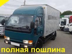 Nissan Atlas. , фургон 4 тонны, 4 200 куб. см., 4 000 кг.