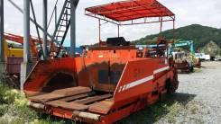Sumitomo HA60C, 2004. Японский гусеничный асфальтоукладчик Sumitomo HA60 ширина укладки 6 м