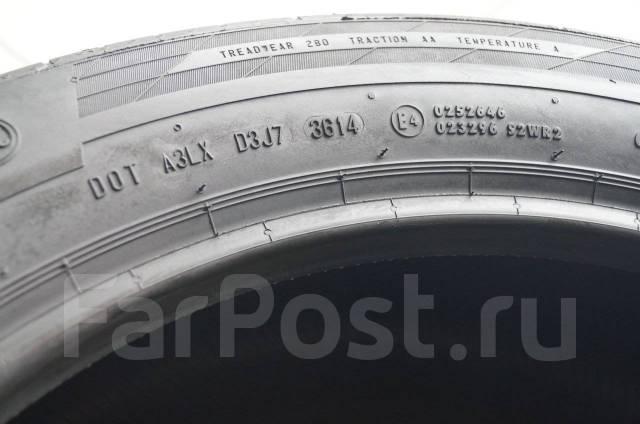 Continental ContiSportContact 5. Летние, 2014 год, без износа, 2 шт
